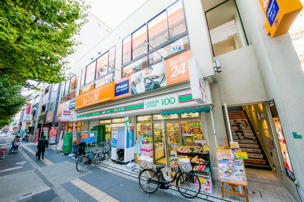 Be-fit24 緑橋店