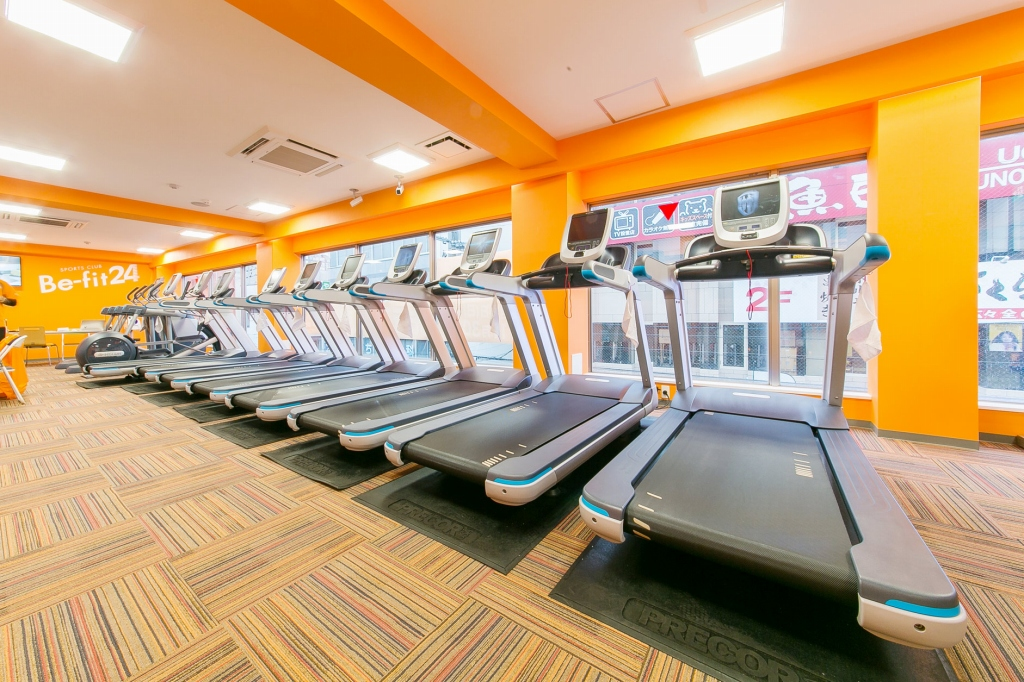 Be-fit24 鴻池新田店